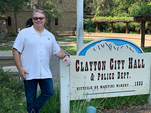 Peter Claoven for Clayton City Council